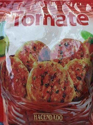 Pan tostado con tomate y orégano - Product - es