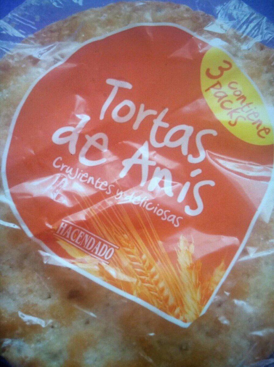 Tortas de anís crujientes y deliciosas - Producto