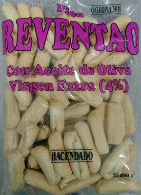 Pico reventao con aceite de oliva virgen extra 4% - Producte - es