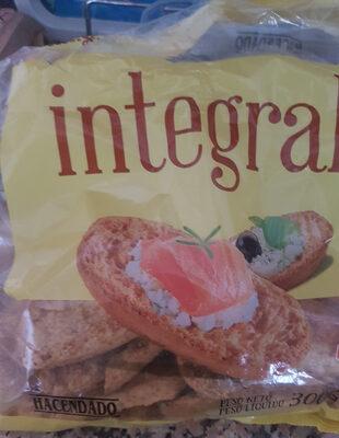Integrales Panecillos tostados - Product