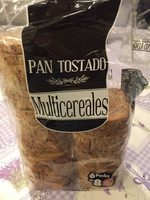 Pan tostado multicereales - Product