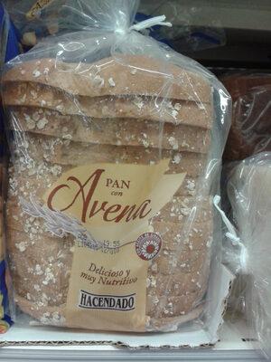Pan de avena - Produit