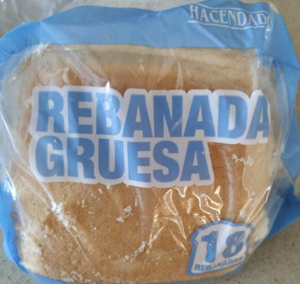 Pan de molde rebanada gruesa - Producto - es