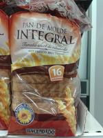 Pan de molde integral - Produit - es