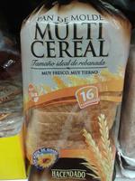 Pan de molde multicereal - Producto - es
