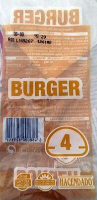 Burger - Producto - es