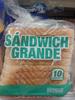 Sándwich grande - Producto