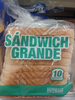 Sándwich grande - Producte