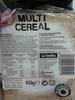 Pan de molde multicereal sin corteza - Producto
