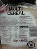 Pan de molde multicereal sin corteza - Producte