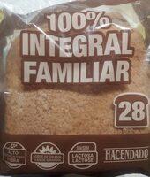 100% integral familiar - Producto - es