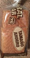 Pan de molde integral familiar - Product
