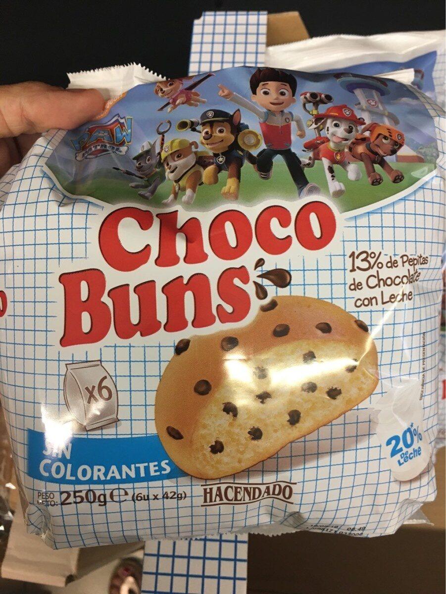 Choco buns - Producte - es
