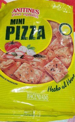Mini pizza - Producto