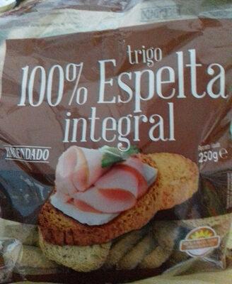 Pan de espelta integral 100% - Producto - es