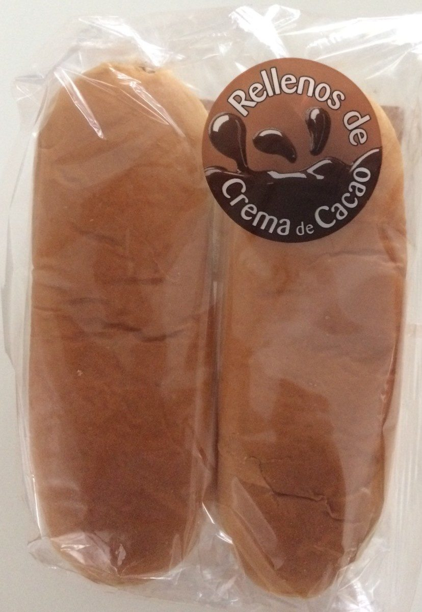Bollo crema cacao - Producte