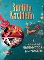 Estuche Surtido Navideño - Produit