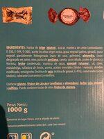 Estuche Surtido Navideño - Informations nutritionnelles