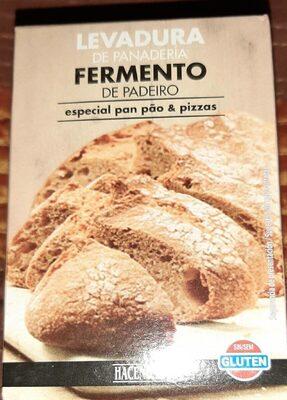Levadura de panadería - Prodotto - es