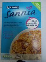 Copos de arroz, trigo integral y cebada - Product