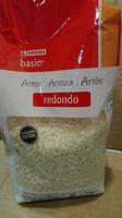 Arroz redondo - Product