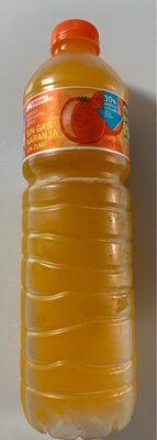 Refresco sin gas Naranja