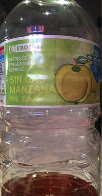 Refresco de manzana sin gas - Producto - es