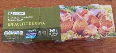 Atun Claro en Aceite de Oliva