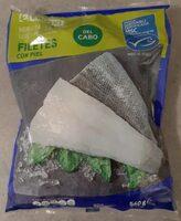 Merluza Filetes con Piel - Producto - es