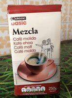 Café Molido - Product - es