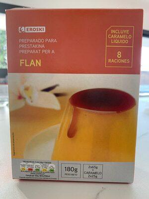 Preparado para flan - Product