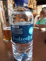 Agua mineral natural Fontecelta - Producte