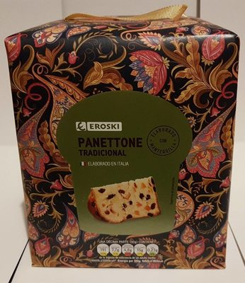 Panettone - Producto