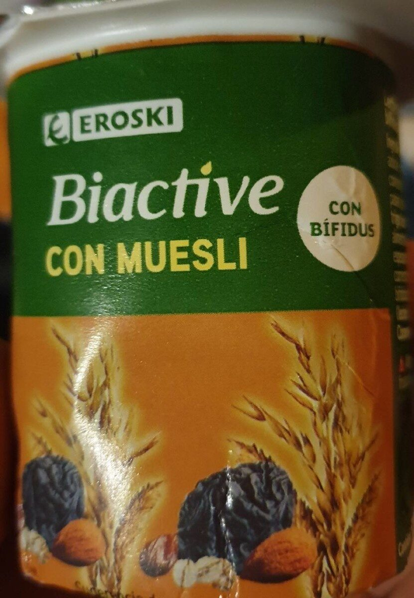 Bioactive con muesli - Product