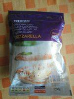 Queso rallado Mozzarella - Producto