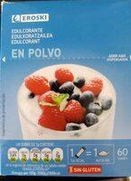 Edulcorante en polvo - Producto - es