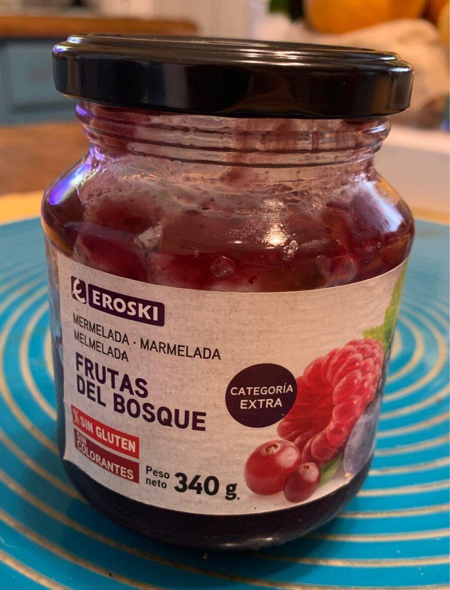 Mermelada frutas del bosque - Product - es