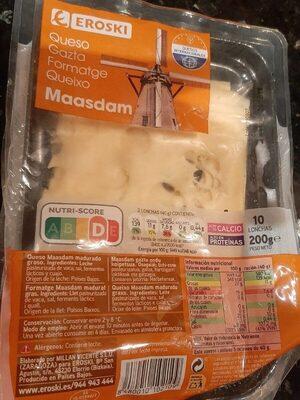 Queso Maasdam