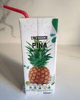 Zumo piña manzana uva - Product