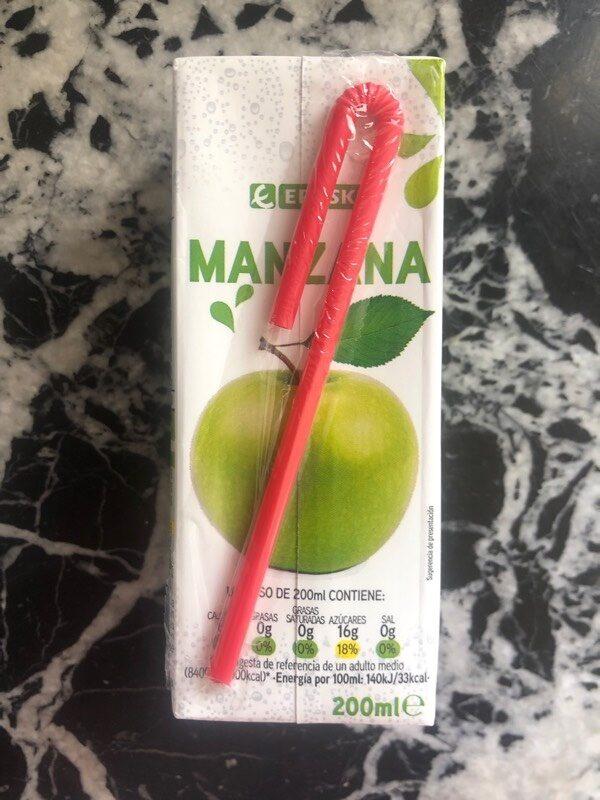 Zumo de manzana - Product