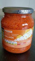 Zanahoria rallada - Produit - es