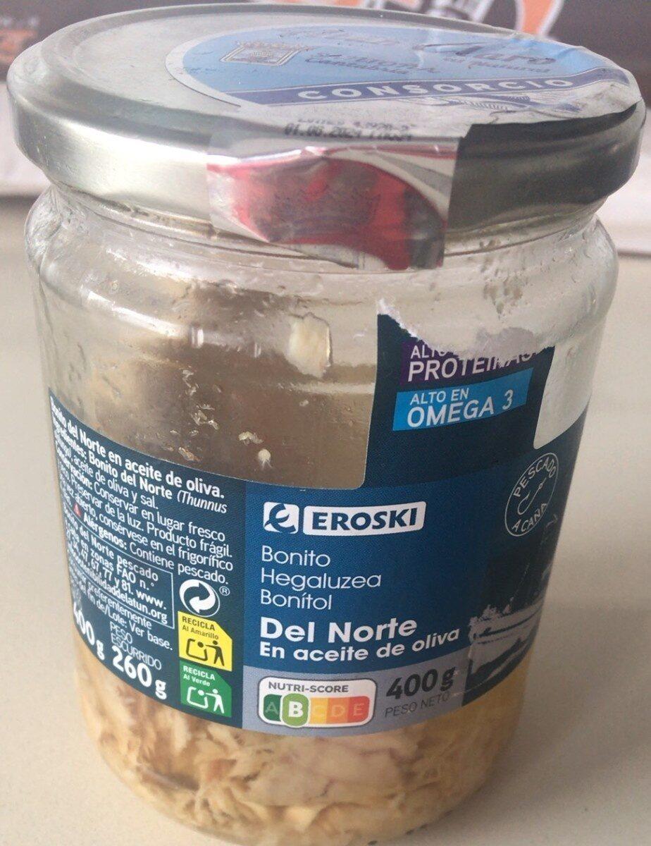 Atún Claro al Natural - Produit - es