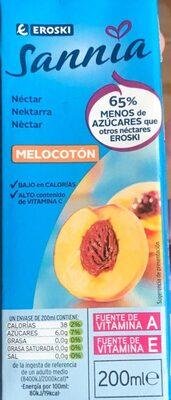 Sannia - Néctar de melocotón