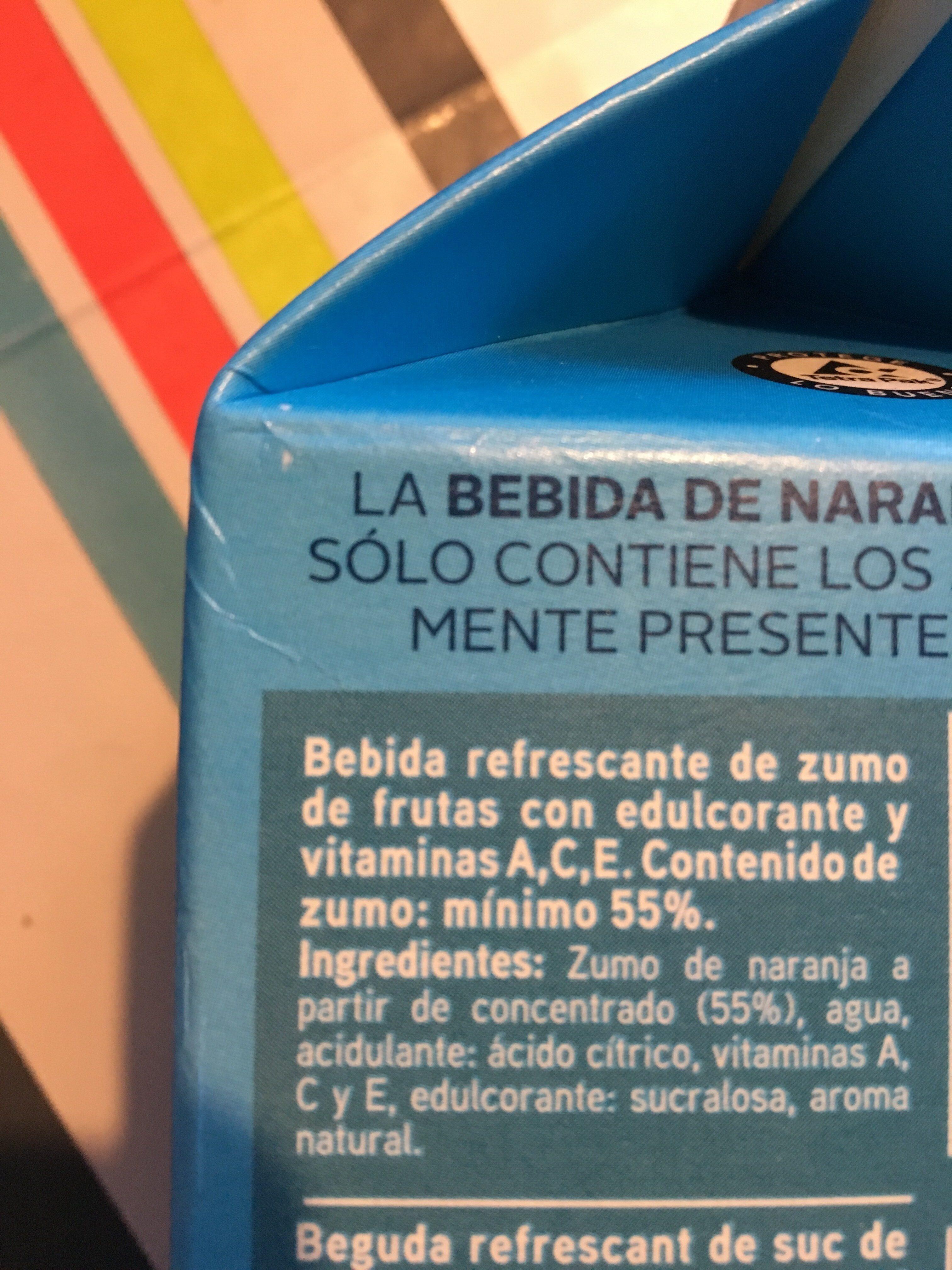 Sannia - Ingredientes
