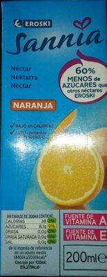 Sannia - Néctar de naranja