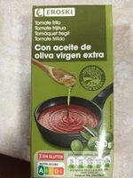 Tomate frito con aceite de oliva - Produit - es