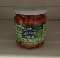 Zanahorias baby - Produit - es
