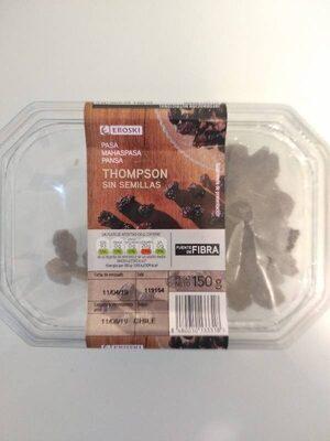 Frutas desecadas Pasa Thompson - Produit - es