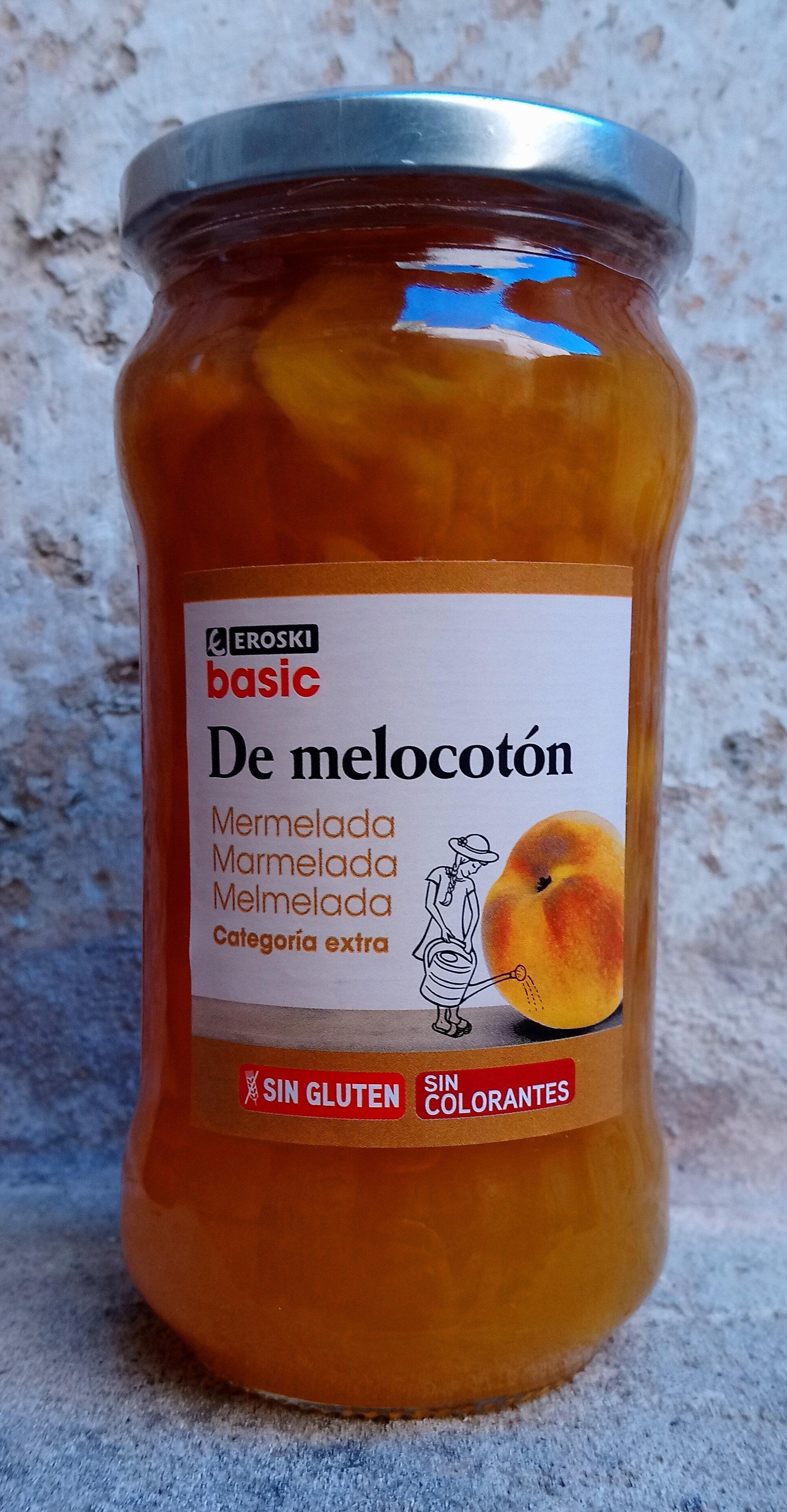 Ermelada de melocotón - Producto - es