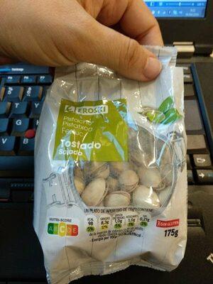 Pistacho Tostado Salado - Product